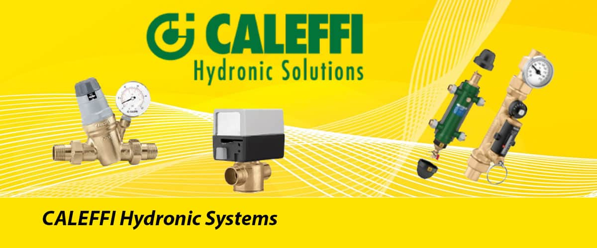 Caleffi Hydronic Systems